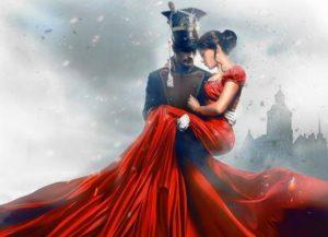 Принцесса и солдат